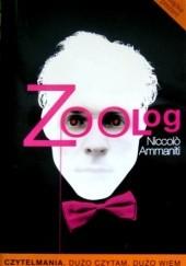 Okładka książki Zoolog Niccolo Ammaniti