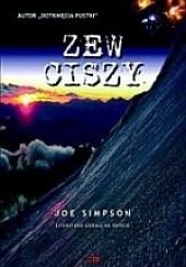 Okładka książki Zew ciszy Joe Simpson