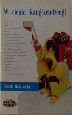 Znalezione obrazy dla zapytania Malatyński Marek : W cieniu Kangczendzengi