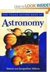 Okładka książki Astronomia z serii Oxford Młodym Jacqueline Mitton,Simon Mitton