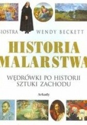 Okładka książki Historia malarstwa Wendy Beckett