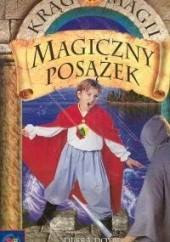 Okładka książki Magiczny Posążek Debra Doyle,James D. MacDonald