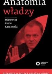 Okładka książki Anatomia władzy Michał Karnowski,Eryk Mistewicz