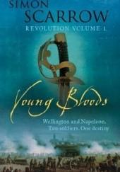 Okładka książki Young Bloods Simon Scarrow