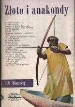 Okładka książki Złoto i anakondy