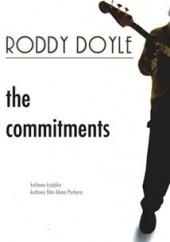 Okładka książki The Commitments Roddy Doyle