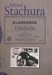 Okładka książki Dzienniki. Zeszyty podróżne 1 Edward Stachura