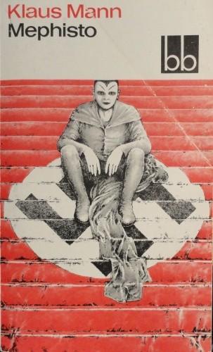 Okładka książki Mephisto Klaus Mann