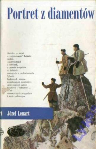Okładka książki Portret z diamentów Józef Lenart