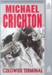 Okładka książki Człowiek terminal Michael Crichton