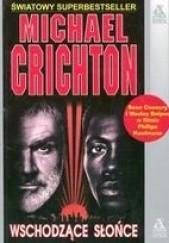 Okładka książki Wschodzące słońce Michael Crichton