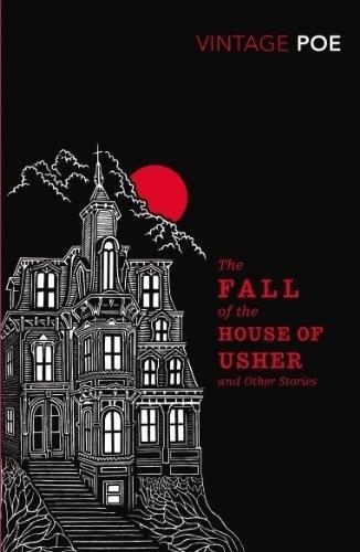 Okładka książki The Fall of the House of Usher and Other Stories Edgar Allan Poe