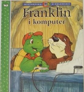 Okładka książki Franklin i komputer Paulette Bourgeois