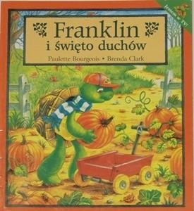 Okładka książki Franklin i święto duchów Paulette Bourgeois,Brenda Clark