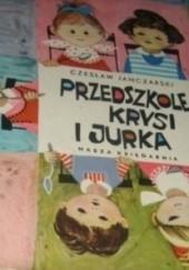 Okładka książki Przedszkole Krysi i Jurka