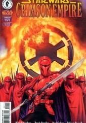 Okładka książki Star Wars: Karmazynowe Imperium 1