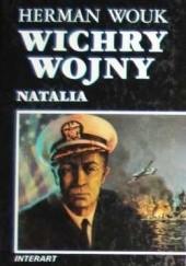 Okładka książki Wichry wojny. Natalia Herman Wouk