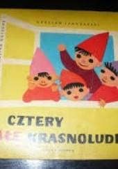 Okładka książki Cztery małe krasnoludki Czesław Janczarski