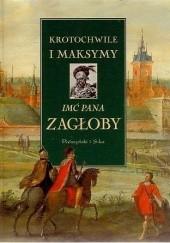 Okładka książki Krotochwile i maksymy imć pana Zagłoby Henryk Sienkiewicz