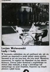 Okładka książki Lądy i ludy Lucjan Wolanowski