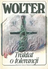 Okładka książki Traktat o tolerancji napisany z powodu śmierci Jana Calasa Voltaire