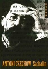 Okładka książki Sachalin Anton Czechow