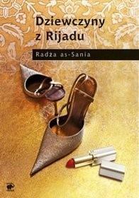 Okładka książki Dziewczyny z Rijadu Radża as-Sani