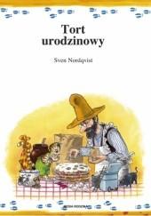Okładka książki Tort urodzinowy Sven Nordqvist