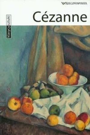 Okładka książki Cézanne Silvia Borghesi