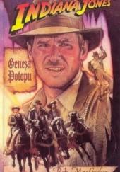 Okładka książki Indiana Jones i Geneza Potopu