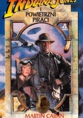 Okładka książki Indiana Jones i Powietrzni Piraci
