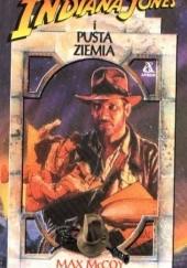 Okładka książki Indiana Jones i Pusta Ziemia