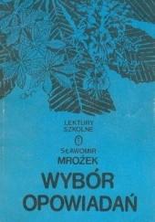 Okładka książki Wybór opowiadań Sławomir Mrożek