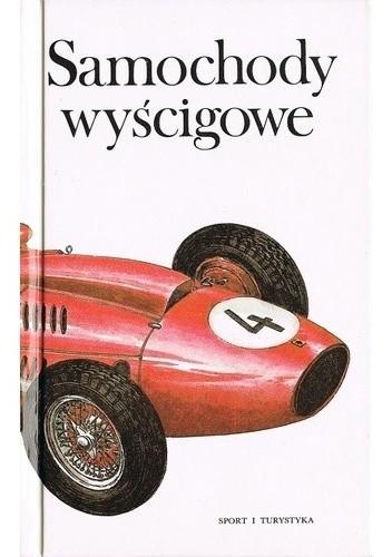 Okładka książki Samochody wyścigowe Ján Oravec,Juraj Porázik