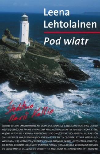Okładka książki Pod wiatr Leena Lehtolainen