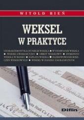 Okładka książki Weksel w praktyce Witold Bień