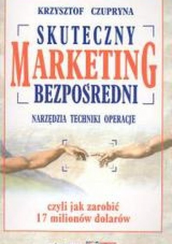 Okładka książki Skuteczny marketing bezpośredni Krzysztof Czupryna