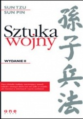 Okładka książki Sztuka wojny Sun Tzu,Sun Pin