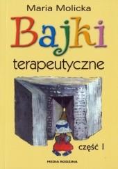 Okładka książki Bajki terapeutyczne Maria Molicka