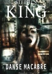 Okładka książki Danse Macabre Stephen King