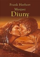 Okładka książki Mesjasz Diuny Frank Herbert