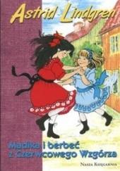 Okładka książki Madika i berbeć z Czerwcowego Wzgórza Astrid Lindgren