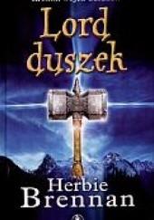 Okładka książki Lord duszek Herbie Brennan
