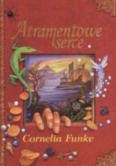 Okładka książki Atramentowe serce Cornelia Funke