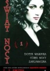 Okładka książki Dotyk wampira. Córki nocy. Zaklinaczka Lisa Jane Smith