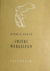 Okładka książki Śmierć Wergilego Hermann Broch