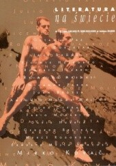 Okładka książki Literatura na świecie nr 7-8/2000 (348-349) Julio Cortázar,Luis Buñuel,Octavio Paz,Redakcja pisma Literatura na Świecie