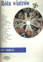 Okładka książki Róża wiatrów. Wrażenia z podróży Artur Lundkvist