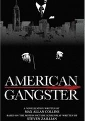Okładka książki American Gangster Max Allan Collins