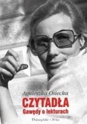 Okładka książki Czytadła. Gawędy o lekturach Agnieszka Osiecka